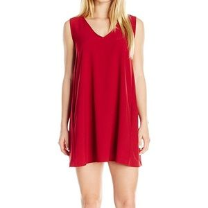 BB Dakota | Hall Dress | Poinsettia